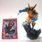 MARVEL SuperHeroes X-men 2 Wolverine Figure spiderman