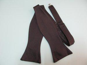 Self BOWTIE Pattern Black Bow Tie Men Tuxedo Wedding ** FREE Shipping