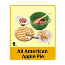 Re-ment Dollhouse Miniature US Sweet American Apple Pie ** Free Shipping