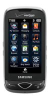 New Samsung U370 Verizon No contract required ,1yr Warr