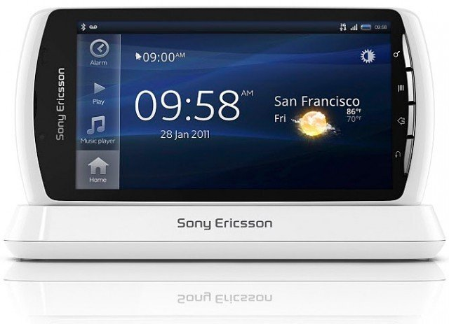 Brand New Sony Ericsson Xperia Play R800i ANDROID White