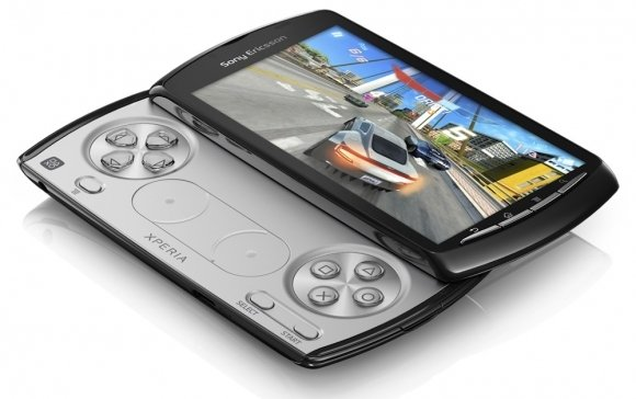 Brand New Sony Ericsson Xperia Play R800i ANDROID Black