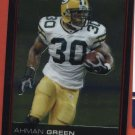 Ahman Green #135 Green Bay Packers 2006 Bowman Chrome