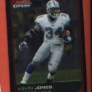 Kevin Jones #131 Detroit Lions 2006 Bowman Chrome