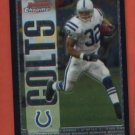 Edgerrin James #54 COLTS 2005 Bowman Chrome