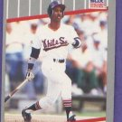 Lance Johnson #499 Chicago White Sox 1989 Fleer