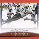 Jethro Pugh #63 Dallas Cowboys 2006 Upper Deck Legends