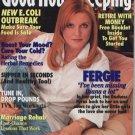 Good Housekeeping  April 1998 Sarah Ferguson Duchess of York on cover