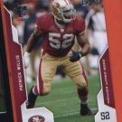 Patrick Willis 184 UD Draft edition 49ers 2008