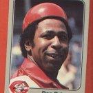 Dan Driessen  #589 Reds 1983 Fleer