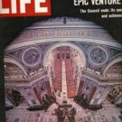 Catholicism's Epic Venture LIFE 12/17/1965