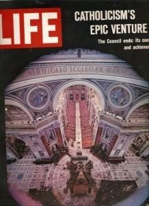 Catholicism's Epic Venture LIFE 12/17/1965