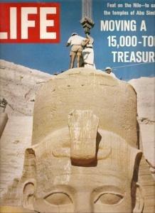 LIFE 10/29/1965 Temples of Abu Simbel Hugh Hefner  Rod Steiger Claire Bloom