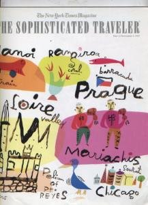 The Sophisticated Traveler New York Times Magazine from Nov. 8, 1997