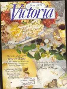 VICTORIA from June 1993 Dreams we Must gather Helen Hayes tribute