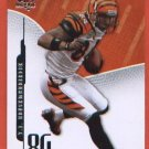 T.J. Housmandzadeh 17  BENGALS 2008 SP Authentic