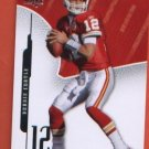 Brodie Croyle 40 CHIEFS 2008 SP Authentic