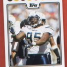 Shaun Phillips #246 CHARGERS 2008 Topps