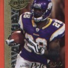 Adrian Peterson UD-30 VIKINGS 2008 SP Authentic Promo