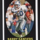 Barry Sanders #20 of 22 Detroit Lions 2007 Topps Turn Back the Clock