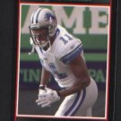 Roy Williams #68 Detroit Lions  2007 Bowman