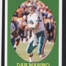 Dan Marino #18 of 22 Miami Dolphins 2007 Topps Turn Back the Clock