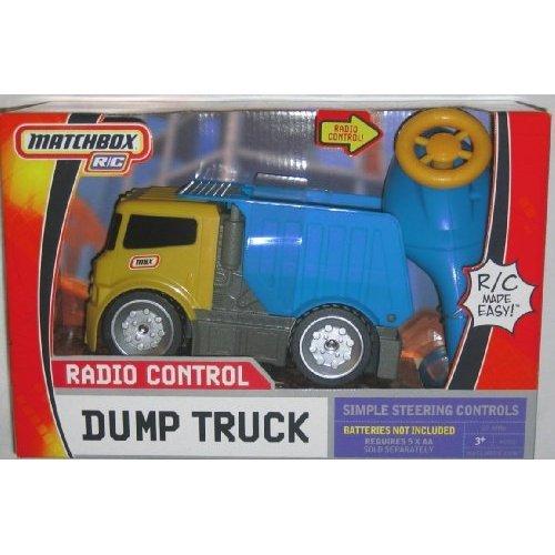 Matchbox Radio Control Dump Truck