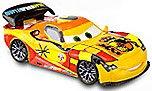 Disney Pixar Cars 2 Miguel Camino Diecast 1:55 Synthetic Rubber Tires