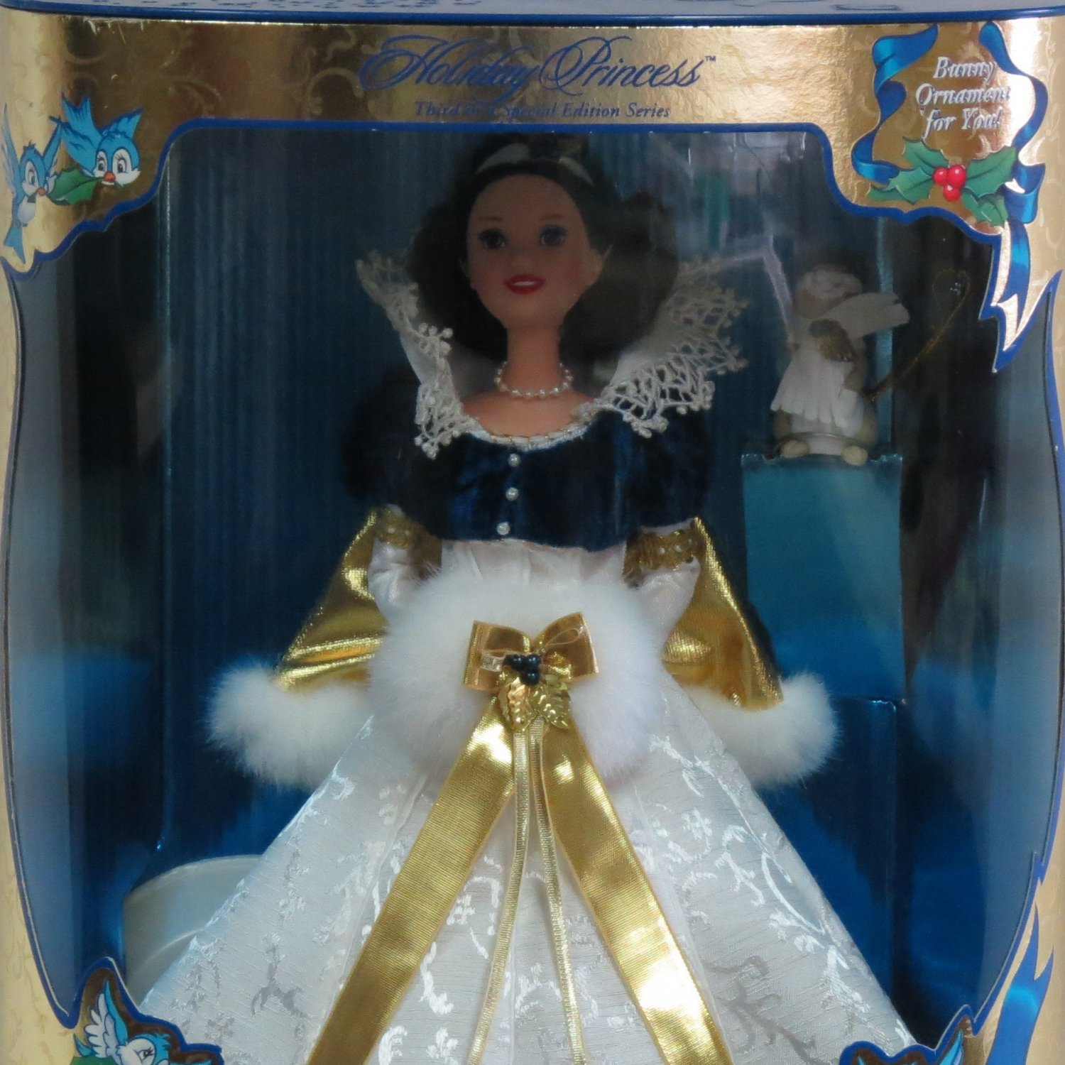 Barbie Disney Snow White - Seven Dwarfs Doll Dated1998