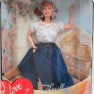 """Barbie I Love Lucy Doll """"Lucy's italian Movie"""""""