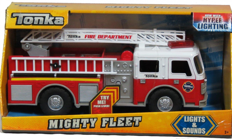 Tonka Lights and Sound Fire Engine