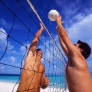 VOLLEYBALL TEAM PLAYER GAME BALL PUMP NET SET FREE SHIPPING