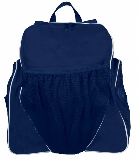 Champion Sports Deluxe All Purpose Backpack Sports Gear Ball Bag Free Shipping