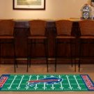BUFFALO BILLS NFL FOOTBALL FIELD RUG GAME MAT FREE SHIP