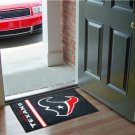 HOUSTON TEXANS UNIFORM RUG JERSEY MAT NEW FREE SHIP