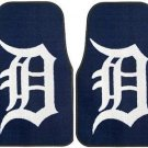DETROIT TIGERS TRUCK AUTO CAR MATS GAME RUG FREE SHIP