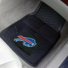 BUFFALO BILLS CAR MATS TRUCK AUTO GAME RUG FREE SHIPPIN