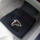 ATLANTA FALCONS TEAM CAR MATS TRUCK AUTO RUG FREE SHIP