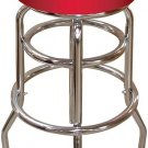 COORS LIGHT BEER CHECKERED FLAG RACE CAR BAR STOOL SEAT