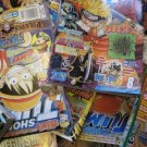 Shonen Jump Naruto Magna Graphic Novel Comic Book Lot