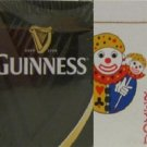 Guinness Irish Beer Bar Poker Game Casino Playing Cards