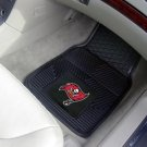TAMPA BAY BUCCANEERS CAR MATS TRUCK AUTO RUG FREE SHIP