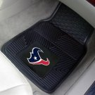 HOUSTON TEXANS NFL FOOTBALL CAR MATS GAME RUG FREE SHIP