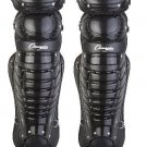 Baseball Umpire Catcher Gear Triple Knee Shin Leg Guard 16.5""