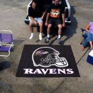 BALTIMORE RAVENS FOOTBALL TEAM GAME RUG TAILGATE MAT
