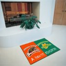 OREGON UNIVERSITY BEAVERS VS OREGON STATE DUCKS RUG MAT
