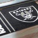 Oakland Raiders NFL Team Uniform Jersey Mat Game Rug