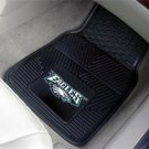PHILADELPHIA EAGLES TEAM CAR MATS GAME RUG FREE SHIPPIN
