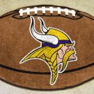 MINNESOTA VIKINGS NFL FOOTBALL TEAM AREA RUG GAME MAT