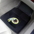 WASHINGTON REDSKINS CAR MATS TRUCK AUTO RUG FREE SHIPP